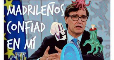 Será el candidato del Psoe a la Generalitat y putear a Madrit da puntos