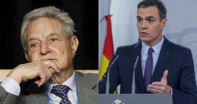 Soros fue a quien Pedro Sanchez recibio en primer lugar tras ser elegido presidente del gobierno