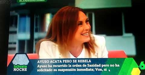 Ángelica Rubio demagogia en estado puro