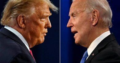 Biden vs Trump, la ficción quizás no supere a la realidad