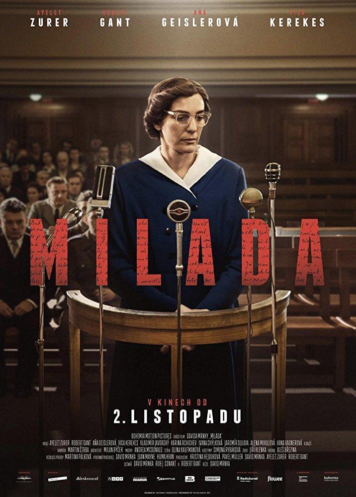 MIlada Horáková, la película
