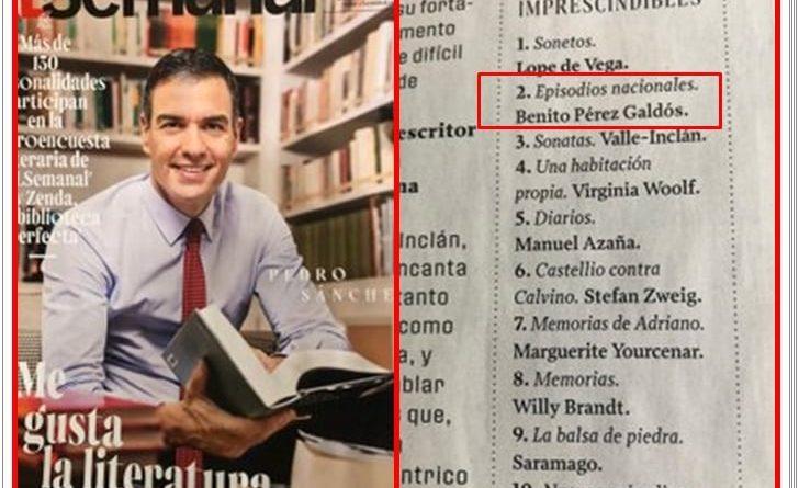 Señor Sánchez, de las fake news