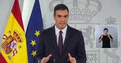 Si las teles españolas cortasen al Presidente por mentir, Sánchez jamás saldría en pantalla