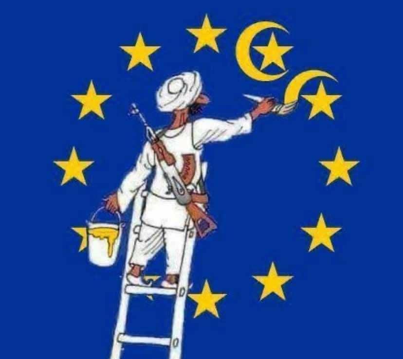 La actual invasión que padece Europa