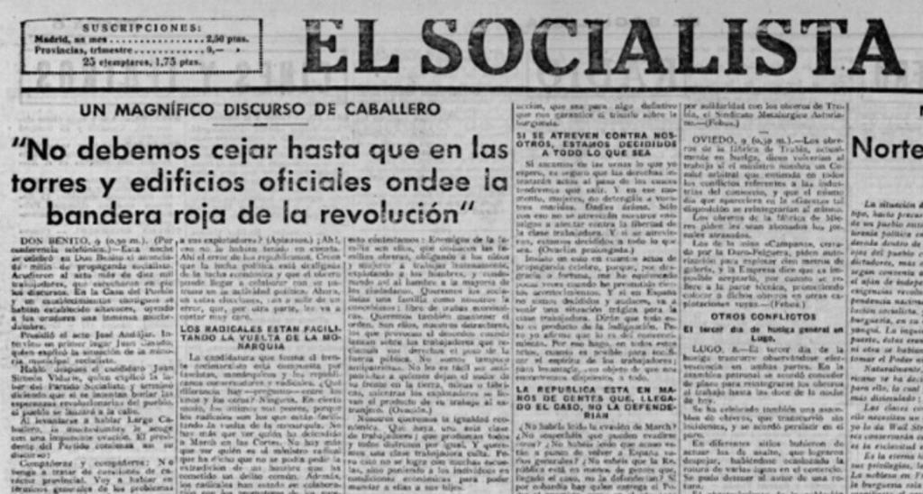 EL SOCIALISTA