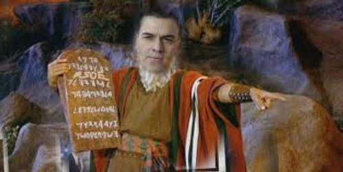 El nuevo Mesías de la Sanchísima Trinidad