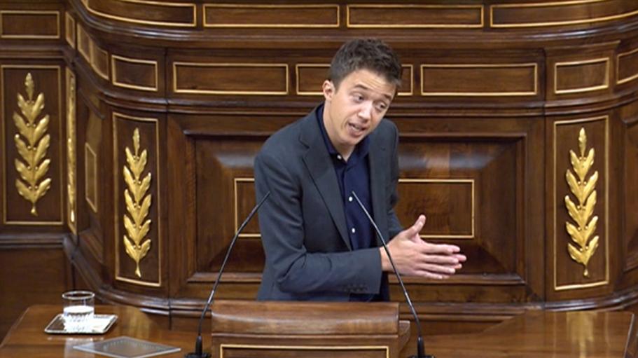 Errejón y la Borrás en el Parlamento son malos para la salud de España