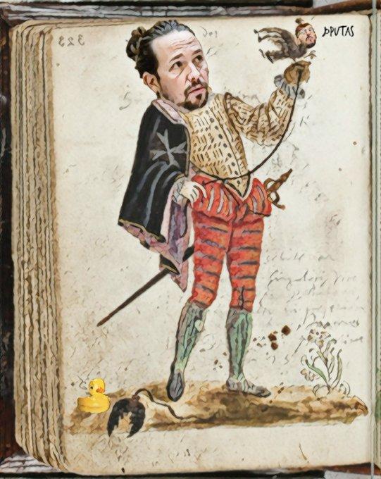 HRH The Prince of Walapagar gusta ya de la cetrería. Por Linda Galmor