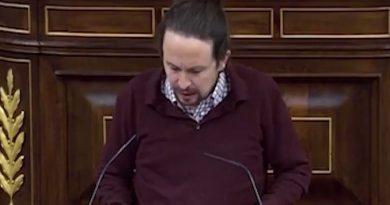 El Ministerio de la verdad comunista: Iglesias dice que ERC y Bildu comprenden mejor la Constitución que PP y Vox