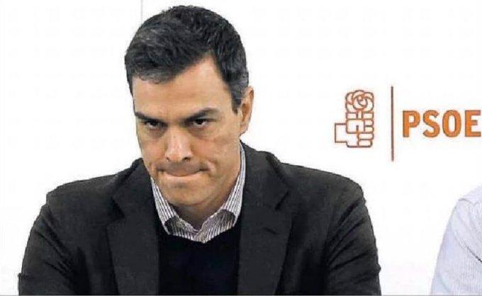 No olviden que este INDIVIDUO cobrará 6.611 € al mes el RESTO de su puta VIDA. tuit de Gregorio Ramos