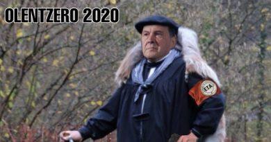Papa Noel Vasco o Olentzero 2020, niños, las cartas en euskera o ......