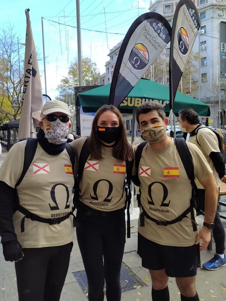 Resiste España: Por el valor más importante