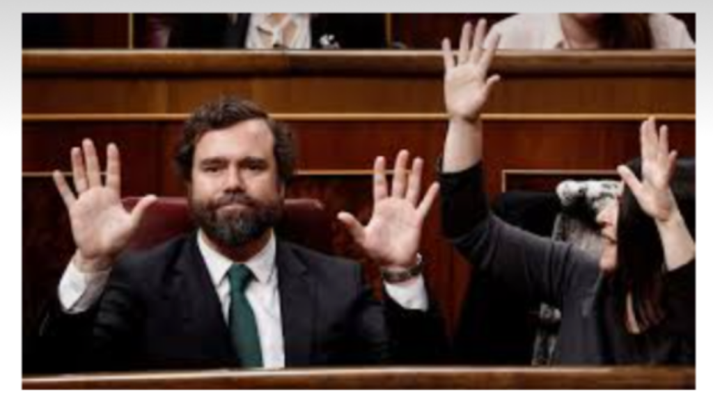 Al descubierto los negocietes de la derechita valiente con el PSOE
