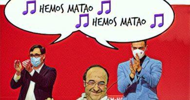 Creen que, gracias al efecto Illa, van a partir la pana en las elecciones catalanas.