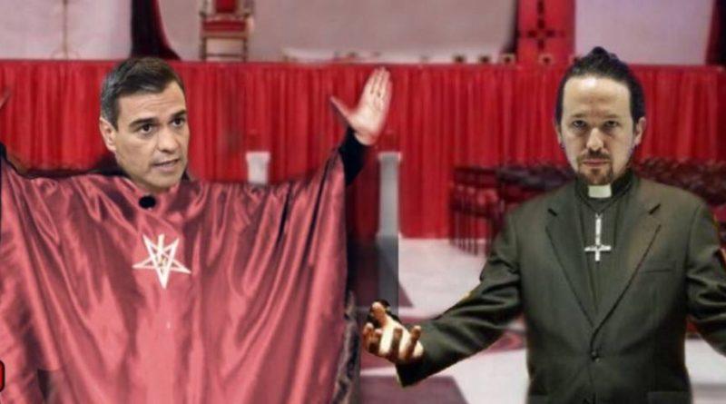Dos falsos Mesías, el de las orgías y el de las mentiras, gobiernan España