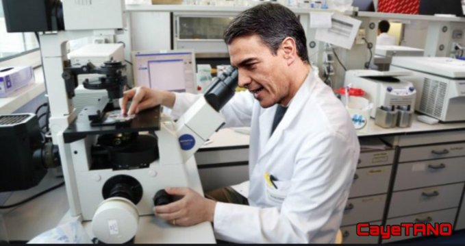 El CIS de Tezanos dice que Sánchez inventó la vacuna