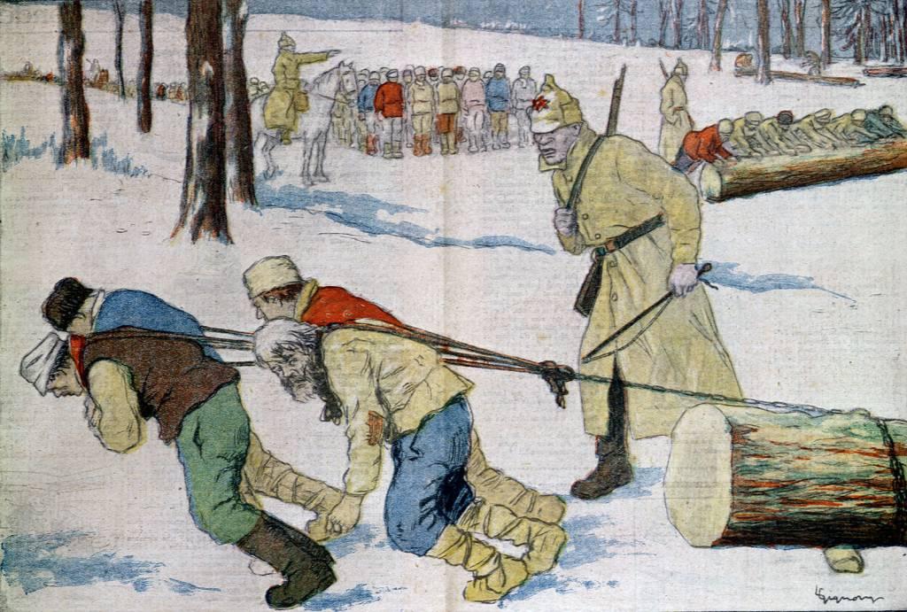 Es la propia Siberia informática la que amenaza la libertad de movimientos y pensamiento