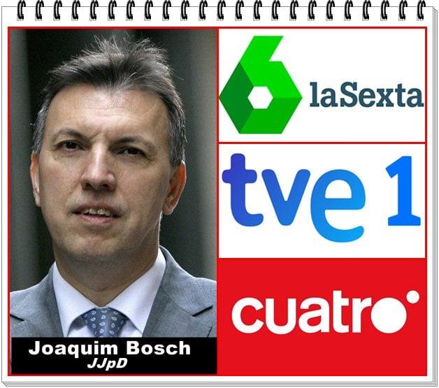Joaquim Bosch, el que fuera portavoz de la asociación