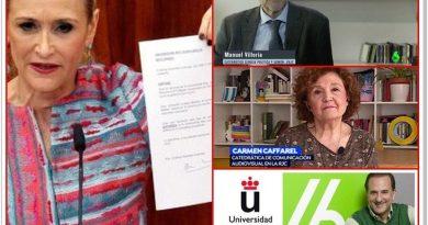 Prepárense para un nuevo maratón en La Sexta: Hoy comienza el juicio contra Cristina Cifuentes. Por Rafael Gómez de Marcos