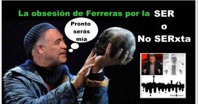 La obsesión de Ferreras por la SER