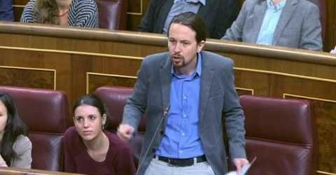 Lecciones de Democracia. La Fiscalía anticorrupción. Pablo Iglesias recibe la del pulpo, Mariano Rajoy le vapulea