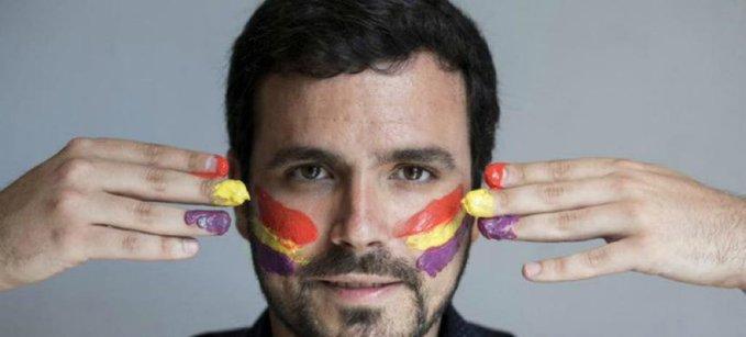 Alberto Garzón, Ministro de España, proponido para Analfabeto del año. Tuit de