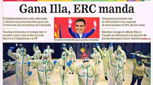 El mundo flipa con España por unas elecciones con epi