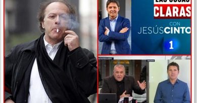 Javier Marías crítica la táctica de manipulación que Jesús Cintora aprendió de Ferreras. Por Rafael Gómez de Marcos