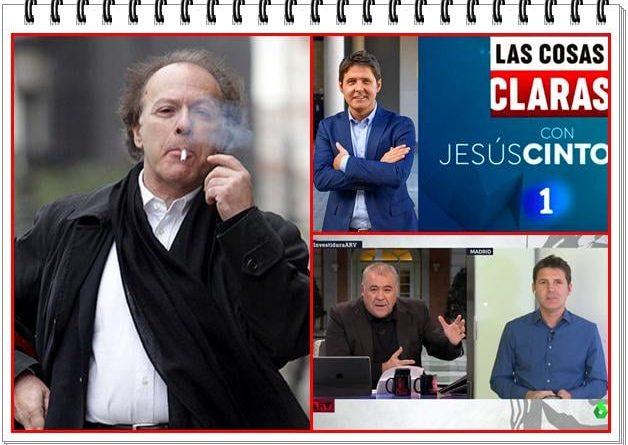 Javier Marías crítica la táctica de manipulación que Jesús Cintora aprendió de Ferreras