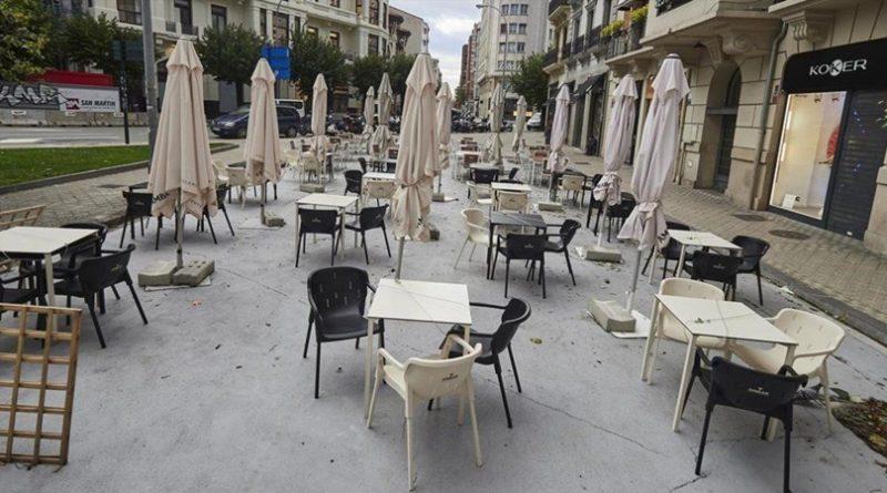 La crisis en España se acentúa en 2021