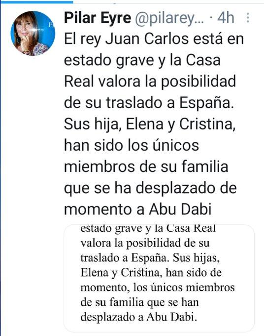 Madre de Dios!!! @Pilareyre. Tuit de Julio