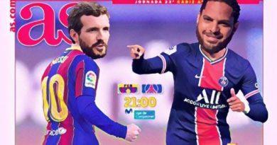 Mbappeé reta a Messi