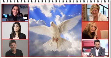 Rasca y...Espíritu Santo