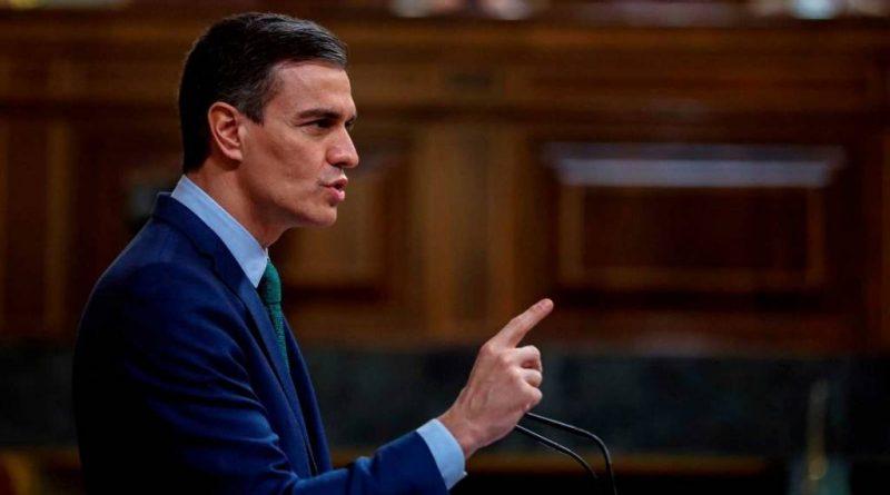 Sánchez y las ayudas de 11.000 millones de euros