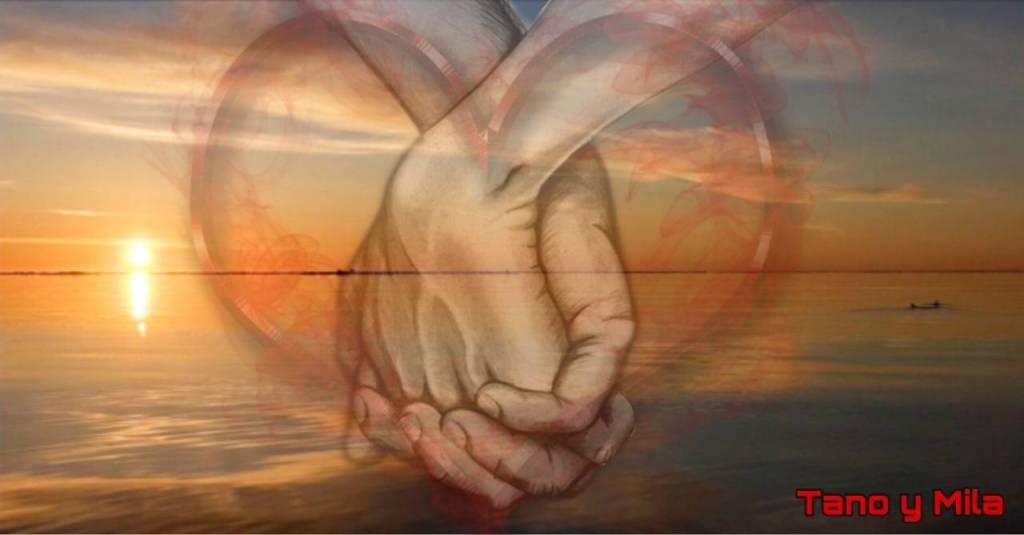 Va por esos amores que de por vida sí que valen la pena. Ilustración de Tano