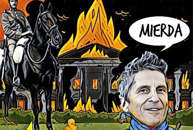 Arde Barcelona y los políticos no dejan hacer a la policía