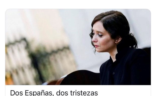 El País, la infamia.