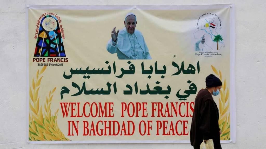 El Papa en Irak