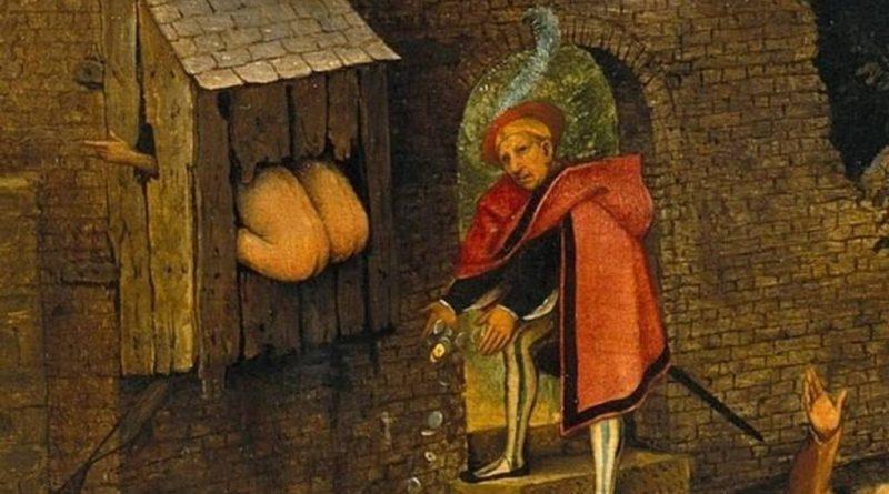 Estamos metidos en un verdadero pozo ciego, en una profunda letrina. Pieter Bruegel the Elder