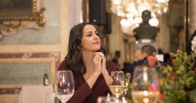 Falta de visión y lamentable cortoplacismo de partido. En la imagen Inés Arrimadas, la líder de Ciudadanos.
