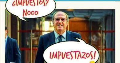 Gabilondo dice que no pactará con Podemos y que no subirá impuestos