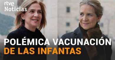 Infantas vacunadas infantas denostadas