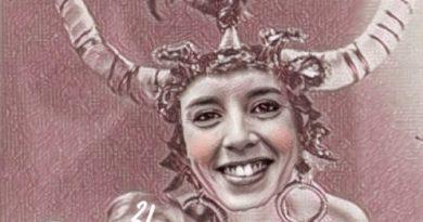 Lady Pandemia anima a la celebración del 8M