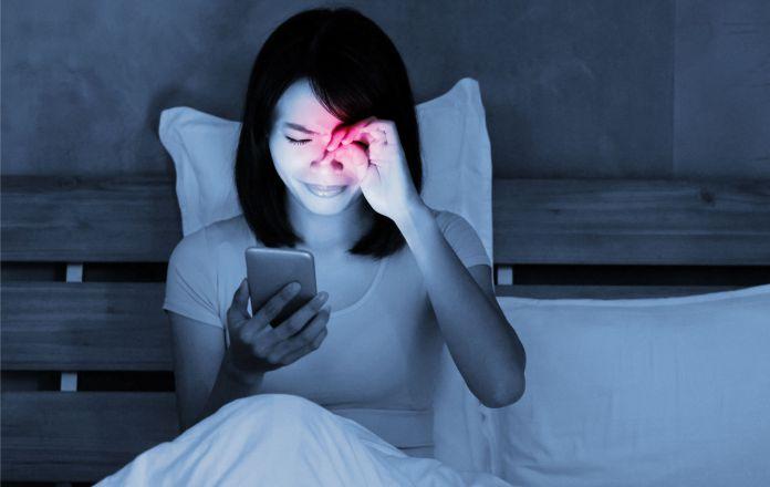 Las pantallas y la degradación de la salud