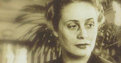 Mercedes Fórmica, una auténtica feminista vilipendiada por el falso feminismo de los comunistas.