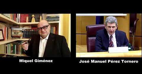 No conocéis a Pérez Tornero, no sabéis la que se nos ha caído encima en TVE...