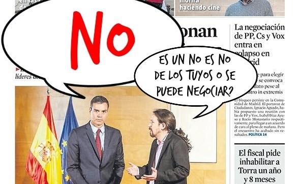 Pablo Manué quería La Mareta en Agosto y se acabó...