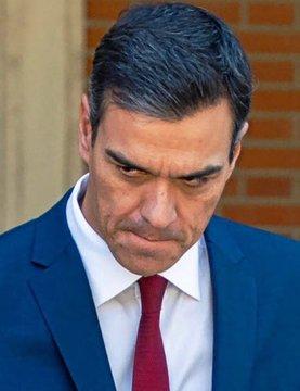 La Psicopatía del cum fraude Sánchez es para sacarlo de su puesto, encerrarlo bajo llave y tirar la llave
