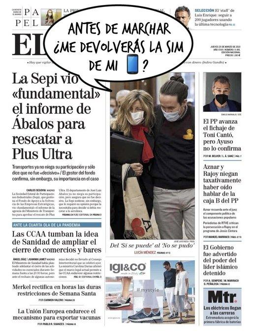 Abandona el gobierno dejando una España peor que la que heredó. Por Linda Galmor