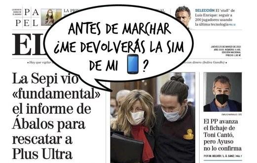 abandona el gobierno dejando una España peor que la que heredó